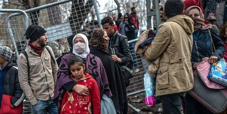 کرونا در کمپ های آوارگان و فاجعه ای جهانی