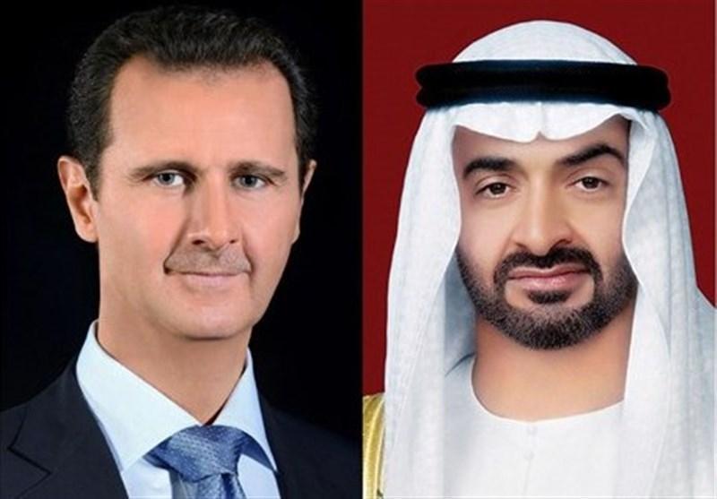 پشت پرده تماس تلفنی بن زاید با بشار اسد، امارات از نزدیکی با سوریه به دنبال چیست؟