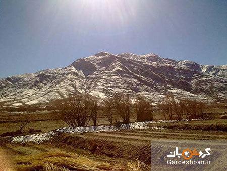 روستای سیرچ، بهشتی سرسبز در کویر کرمان