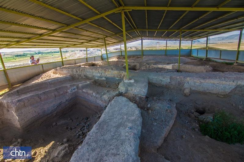 حفاظت تپه باستانی دوزده باغیر در زرنق آذربایجان شرقی
