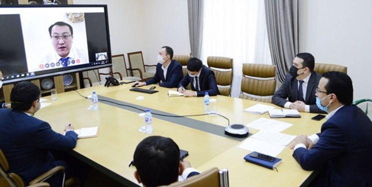 چشم انداز همکاری های مالی محور گفت وگویی مقامات ازبکستان و قزاقستان