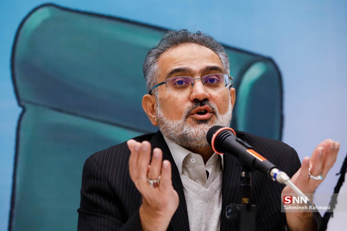 واکنش وزیر فرهنگ دولت دهم به تصمیم شروع به کار بعضی مشاغل توسط روحانی