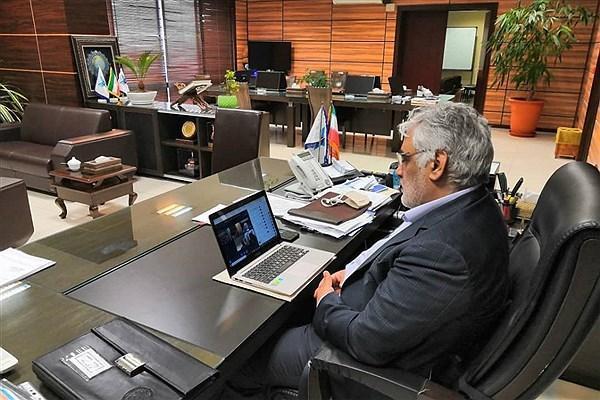 ملاقات نوروزی دکتر طهرانچی با معاونت تحقیقات، فناوری و نوآوری دانشگاه آزاد اسلامی