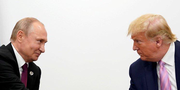 گفت وگوی تلفنی پوتین و ترامپ با محور نفت