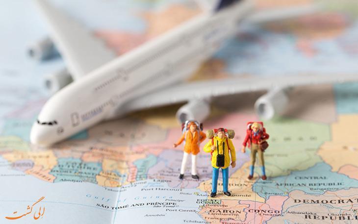 قوانین بیمه مسافرتی و نکاتی که باید بدانیم