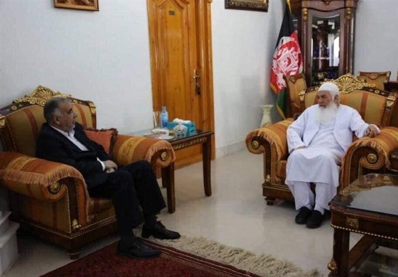 ملاقات نماینده ویژه ظریف با مقامات افغانستان