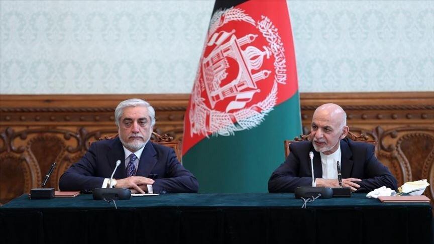 خاتمه بن بست سیاسی در افغانستان با تقسیم قدرت میان غنی و عبدالله