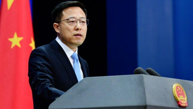 چین: قطع ارتباط آمریکا با ما با عاقلانه نخواهد بود