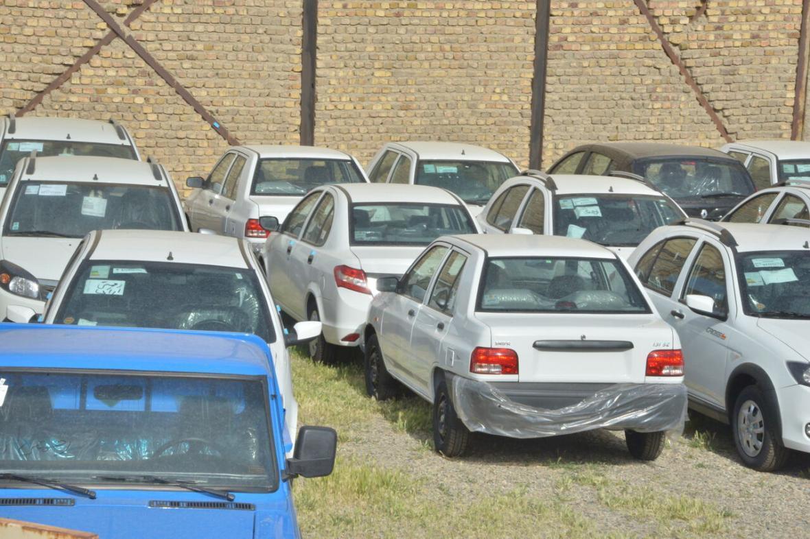 خبرنگاران 170 خودرو سواری دپو شده در قم شناسایی شد