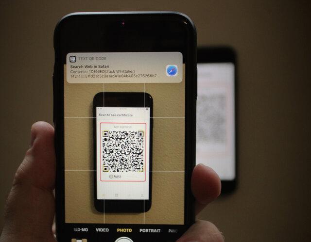 اپلیکیشنی که دانشجویان کرونایی را شناسایی می نماید