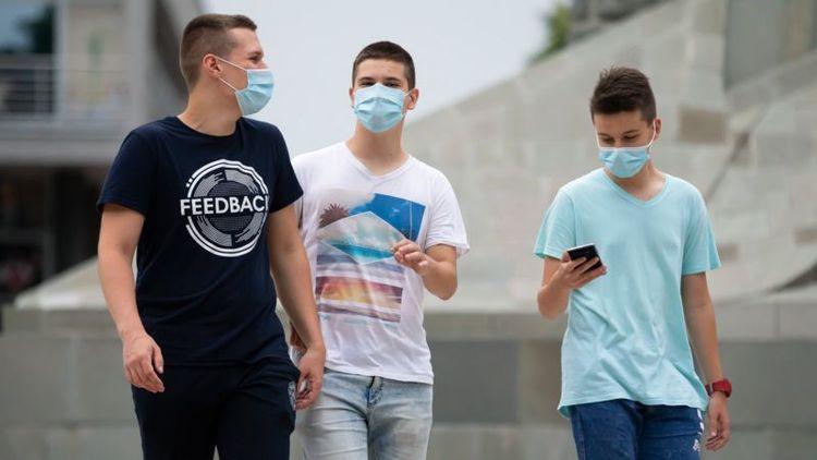 بچه ها از چه سنی باید ماسک بزنند؟