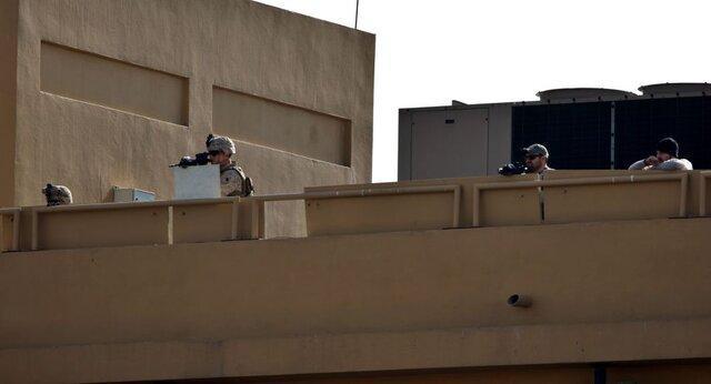 رویترز: آمریکا در حال تدارک برای خروج دیپلمات هایش از عراق است