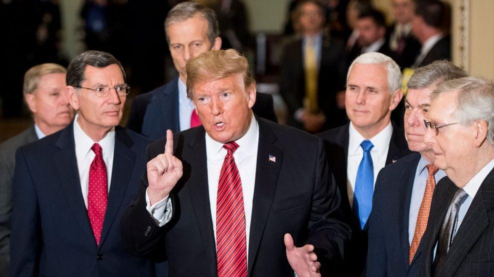 روگردانی جمهوریخواهان از ترامپ