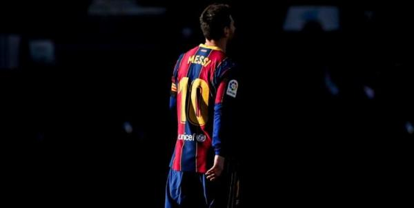 آیا مسی از بارسلونا می رود؟