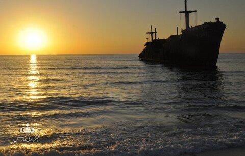 علت توقیف کشتی کره ای معین شد