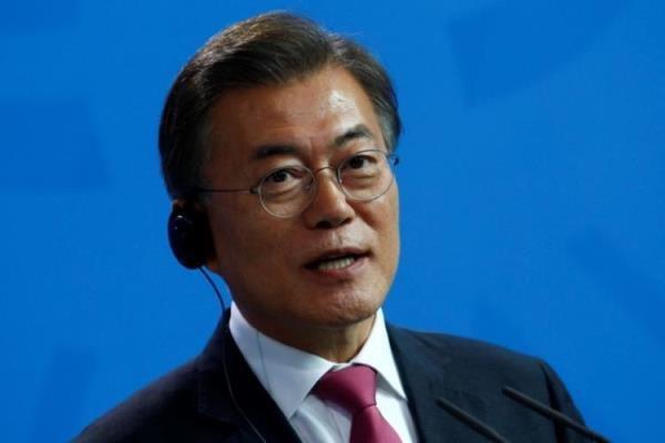 وعده رئیس جمهور کره جنوبی برای تسریع فرایند رفع توقیف نفتکش