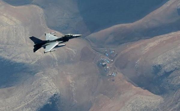 حمله موشکی ترکیه به تونل پ. ک. ک در شمال عراق
