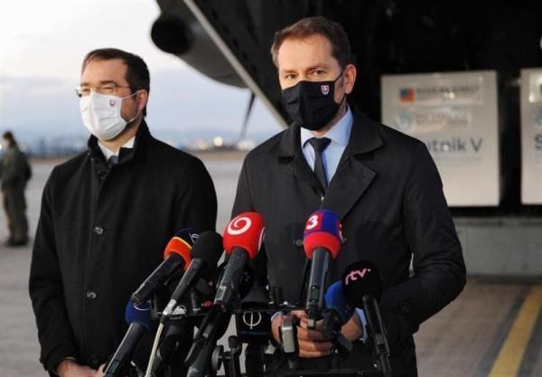کرونا عامل بزرگترین بحران در دولت ائتلافی اسلواکی
