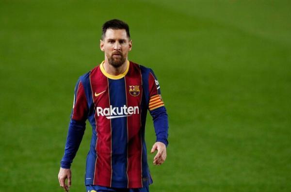 مسی، مرد رکوردها در بارسلونا