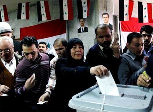 خبرنگاران انتخابات در سوریه ؛ وظایف و اختیارات