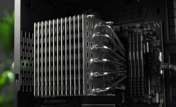 جدیدترین خنک کننده دنیا بدون فن ساخته شد